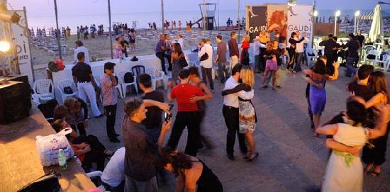 Catania Tango Festival: Tango in Spiaggia