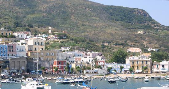 Ponza Island, Italia: Ponza
