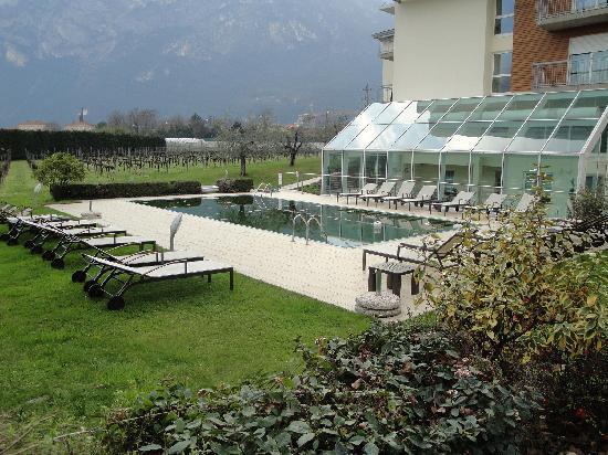 Hotel Al Maso: Piscina esterna hotel.