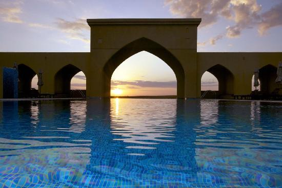 Madinat Zayed, Förenade Arabemiraten: Swimming Pool