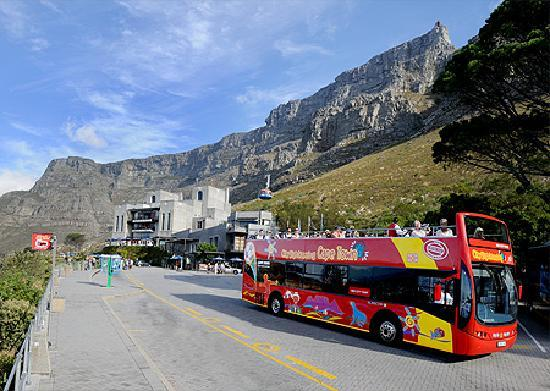 City Sightseeing Cape Town: City Sightseeing Capte Town