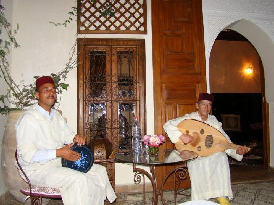 Zamzam Riad: The wonderful musicians Emma hired