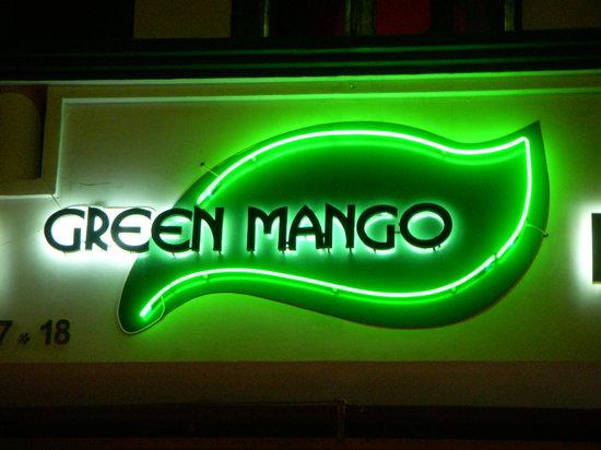 Green Mango : The Sign