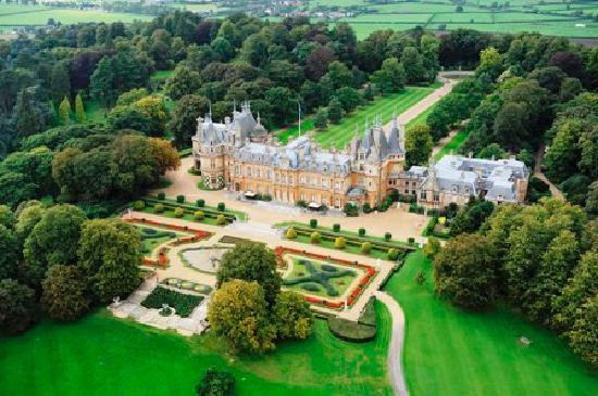 Waddesdon, UK: The Palace