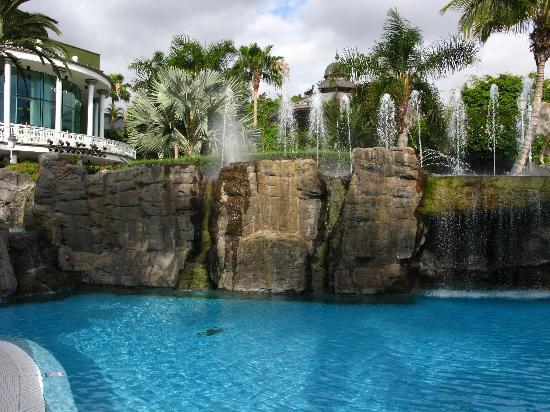 Jardines de Nivaria - Adrian Hoteles : Poolbereich 3