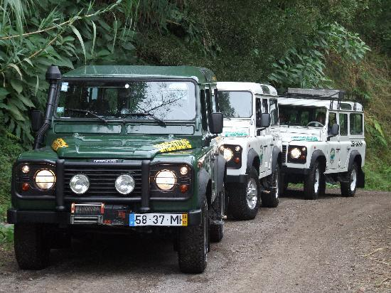 Greenzone Azores : Greenzone Jeep Tours