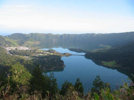 Greenzone Azores : Sete Cidades Crater