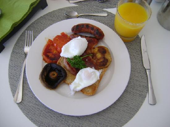 White Dog Farm: Breakie fixins- all supplied by WDF!!