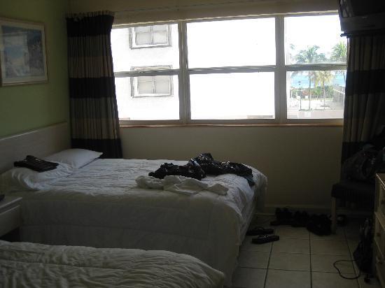 Lorraine Hotel: Zimmer