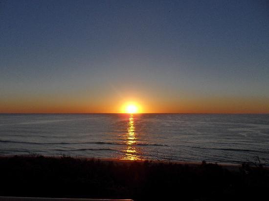Costa Nova Holiday Apartments: Sunrise