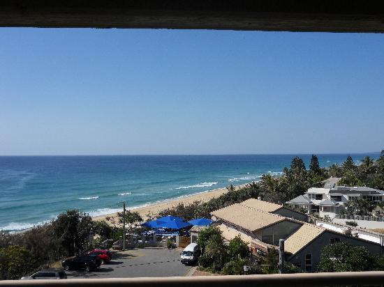 Costa Nova Holiday Apartments: View from Master Bedroom