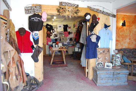 Black Mountain Ranch: Trading Post