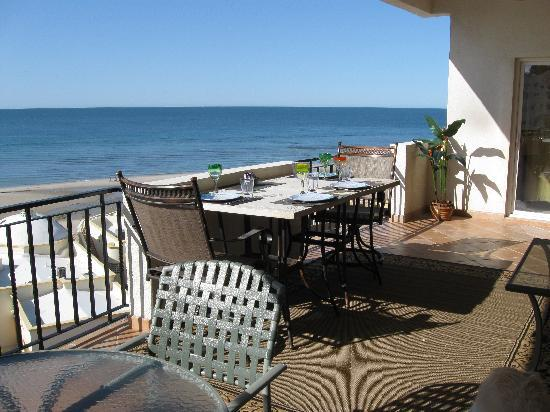 Las Palmas: Lovely condo and deck