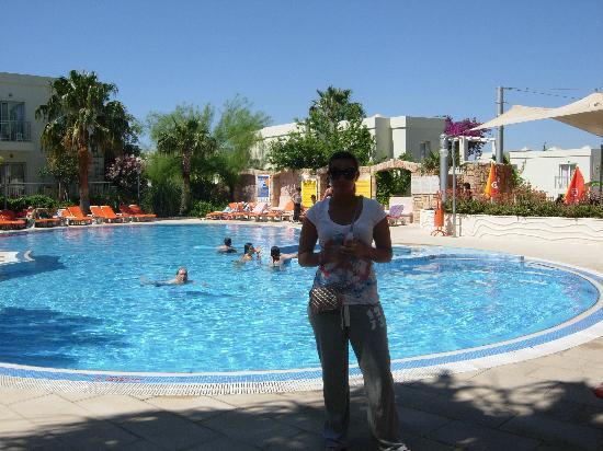 Hotel Marmara Mandarin: piscine du bas