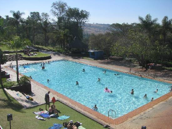 Badplaas, South Africa: beautiful pools