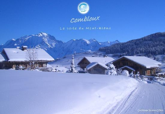 Hotels Restaurants Combloux