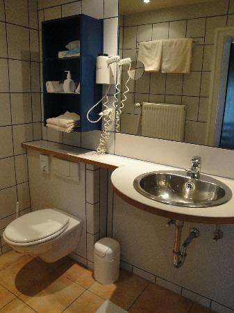 Hotel Hohenstaufen: Bad