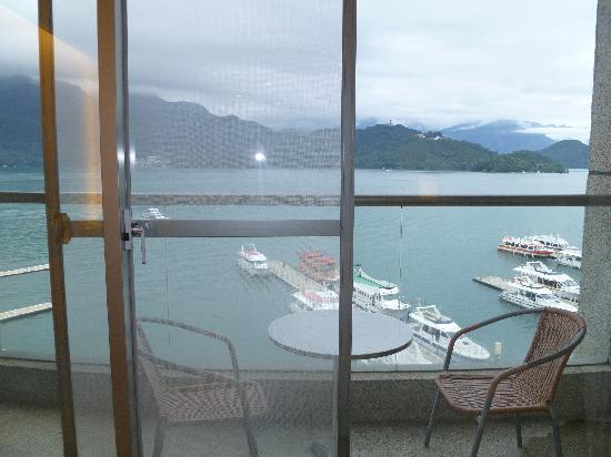 Hotel Del Lago: view from room