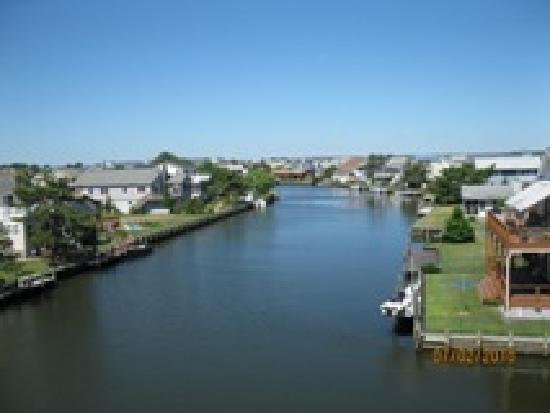 Fenwick Island, DE: Canal View Rooms