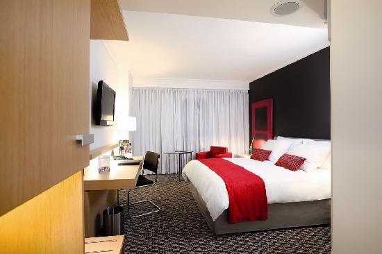 Radisson Blu Gautrain Hotel: Standard Room