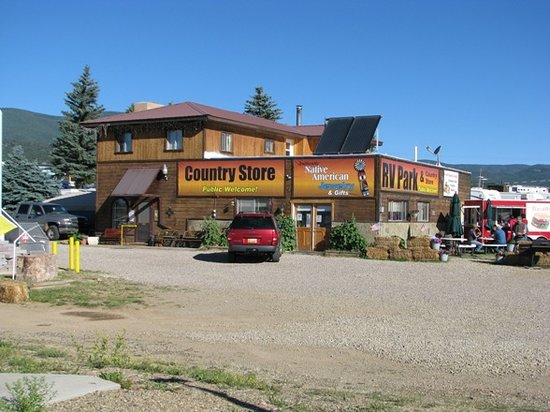 Eagle Nest, Nuovo Messico: Golden Eagle RV Park
