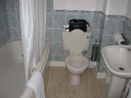River Haven Hotel: Bathroom