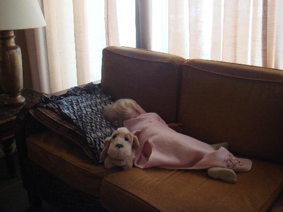 Crystal Family Resort & Spa: Sleep