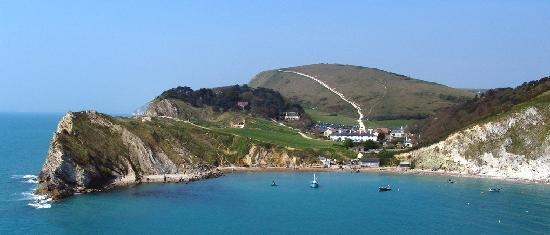 Bindon Bottom B&B: Lulworth Cove