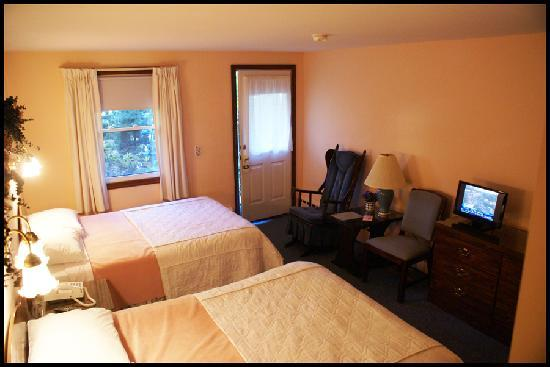 Berkshire Hills Country Inn : Bedroom