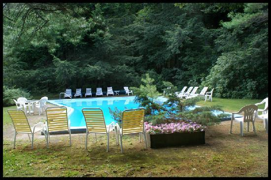 Berkshire Hills Country Inn : Pool