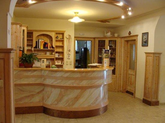 Hotel Restaurant zur Post: Reception