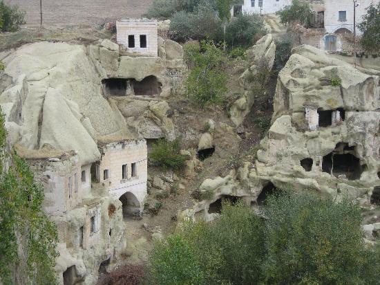 Gamirasu Cave Hotel: der ort in dem das hotel ist