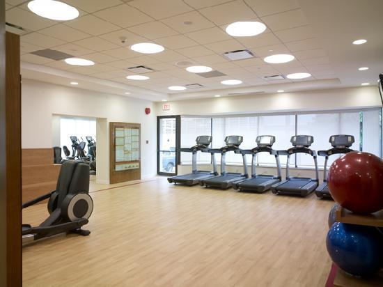 Sheraton Vancouver Airport Hotel: Sheraton Vancouver Airport Fitness Centre