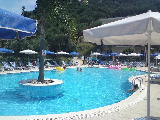 Zante Star : The lovely pool
