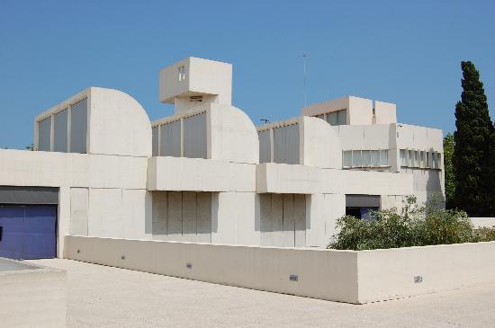 Fondation Joan Miró (Fundació Joan Miró) : Das Museum