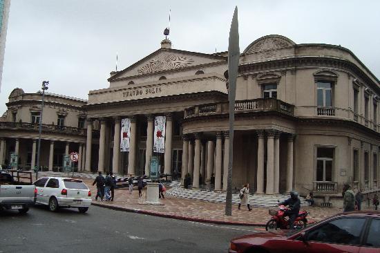 Montevideo, Uruguay: Teatro Solis
