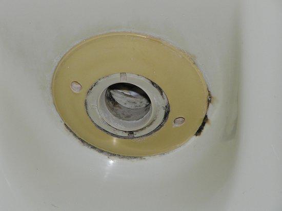 Rodeway Inn: jets in tub