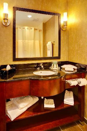 Holiday Inn Southaven - Central: BathroomVanity