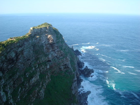 Bloubergstrand, Zuid-Afrika: Cape Point