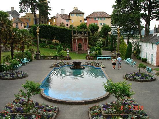 Royal Sportsman Hotel Portmeirion Little Italy In North Wales