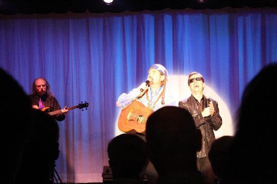 Rockbox Theater: Performers