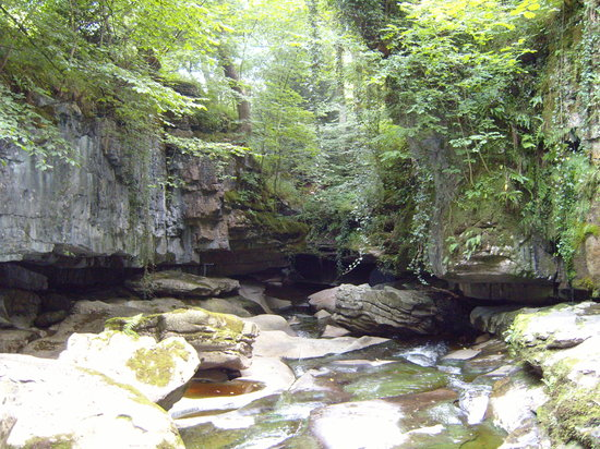 How Stean Gorge
