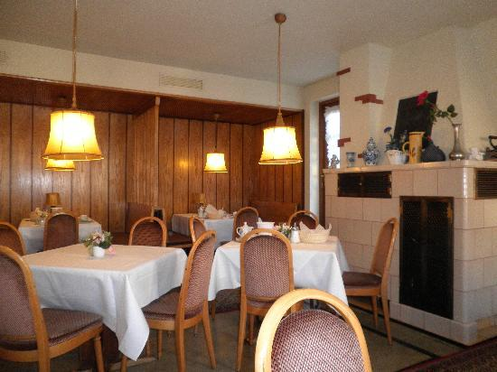 Hotel Kirchbuhl: Breakfast room