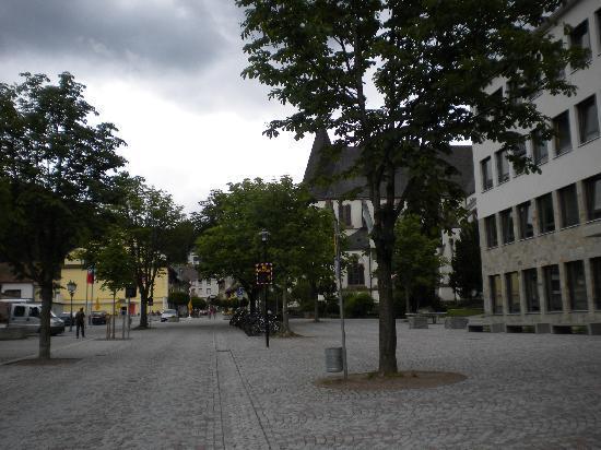 Hotel Kirchbuhl: Main square