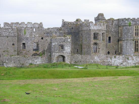 Carew Castle: carew
