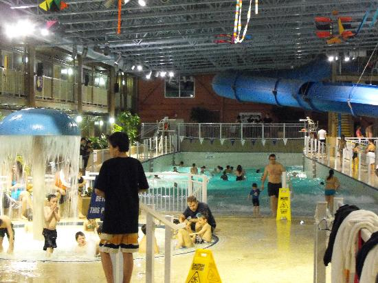 Travelodge Ottawa West: Indoor Waterpark