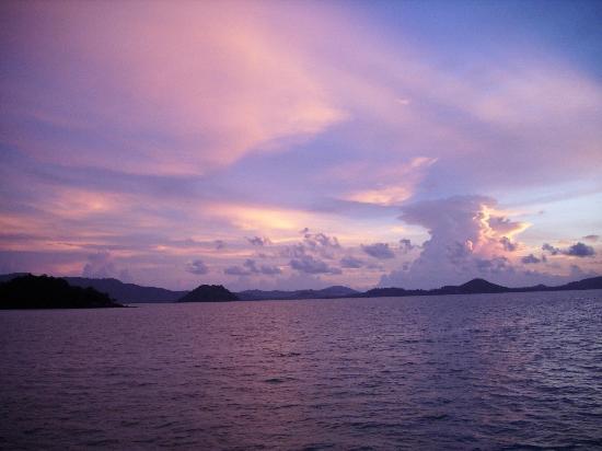 Phang Nga Bay : sunset cruise