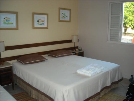 Hotel Fazenda Baia das Pedras : bedroom