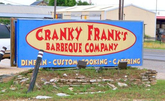 Cranky Frank's BBQ