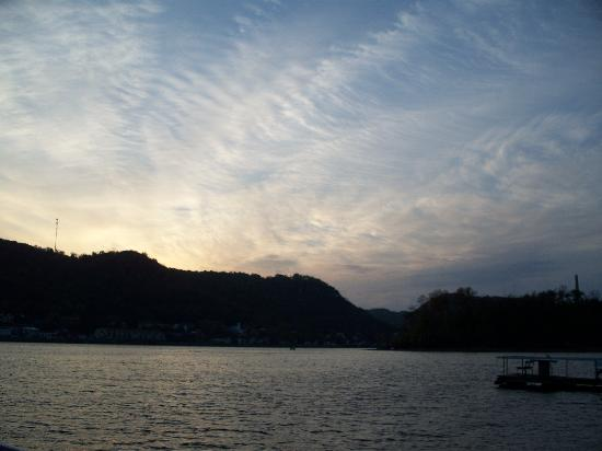 Sunrise at the Great Alma Fishing Float